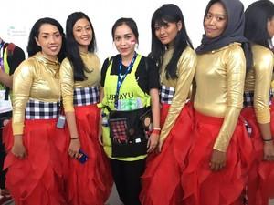 Cerita Makeup Artist di Asian Games 2018, Dandani 20 Orang Dalam 2 Jam