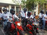 KIK: Ada Relawan Khusus Tangani Moge, Namanya Jokowi Riders