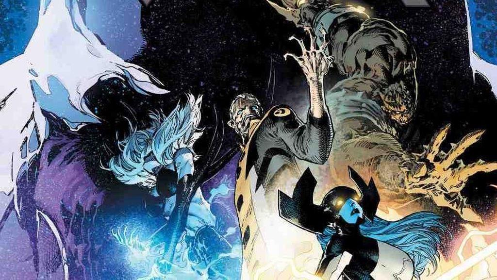 Pengikut Setia Thanos Kini Terbit dalam Bentuk Komik