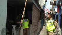 Potret Rumah di Gang Sempit Jakbar yang Ditagih Pajak Lamborghini