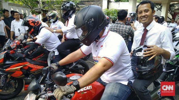 Daftar Moge Partai Koalisi Jokowi-Ma'ruf untuk Geruduk KPU