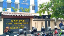 Kapolres Kediri Ikut Diperiksa Propam Mabes Terkait OTT Pungli SIM