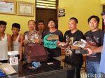 Polisi Tangkap Kakak-Adik Bandar Narkoba di Medan