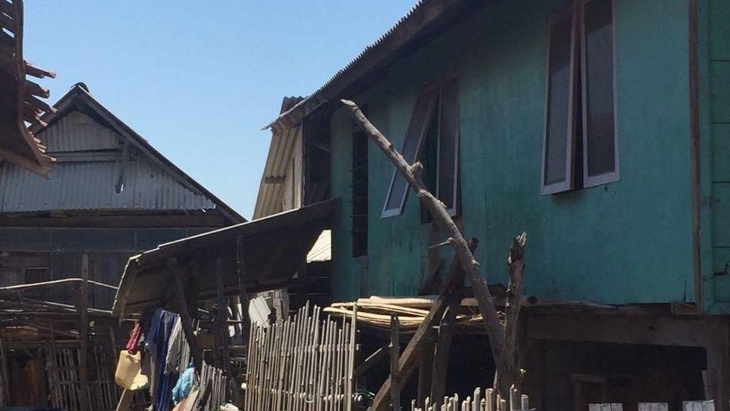 BNPB Ajukan Anggaran Rp 700 M untuk Bencana di Lombok