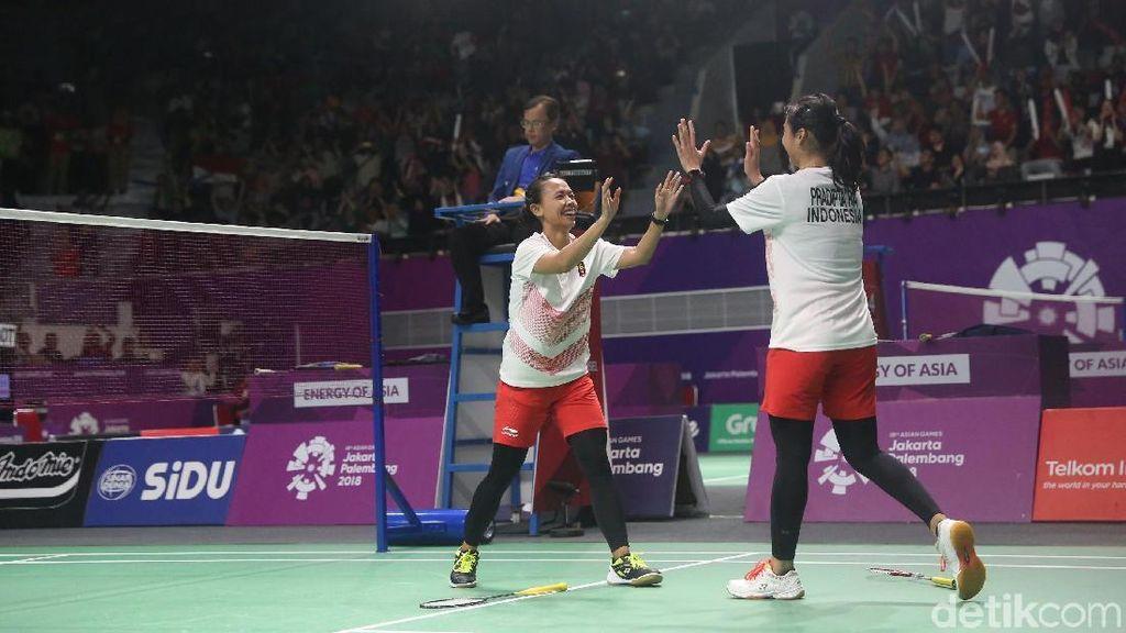 Singkirkan Korsel, Bulutangkis Putri Indonesia Jumpa Jepang di Semifinal