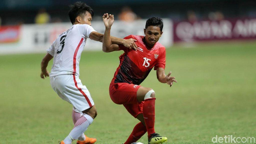 Gol Cepat di Awal Babak Kedua Jadi Kunci Kebangkitan Indonesia