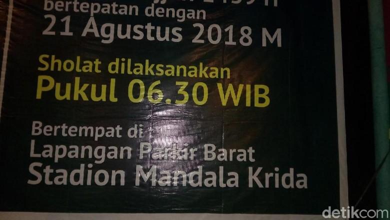 Ini Tempat Salat Idul Adha di Yogyakarta Selasa Besok