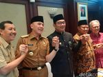 Iriawan dan Ridwan Kamil Bahas Sinkronisasi Program Jabar