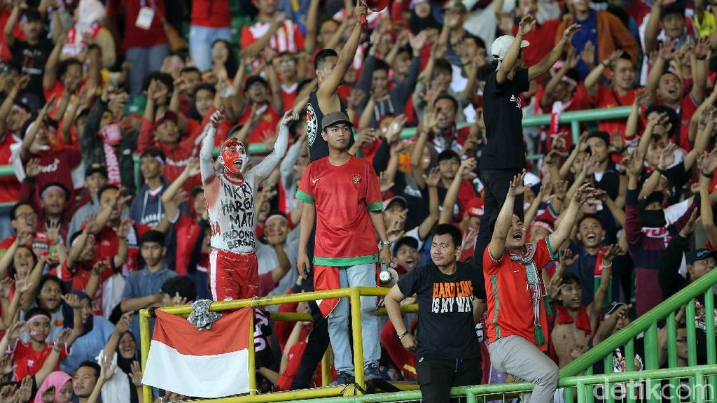 Qatar Bukan Cuma lawan Indonesia, tapi Juga Suporter