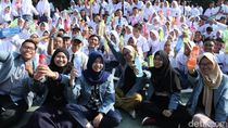 Selamatkan Citarum, Pelajar Bandung Kampanyekan 1.000 Kempis