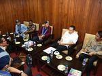 Temui Bamsoet, Mahasiswa Ngadu Aturan Larangan Berpolitik di Kampus