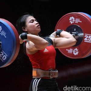 Jelang Kejuaraan Dunia, Performa Sri Wahyuni dkk Terus Digenjot