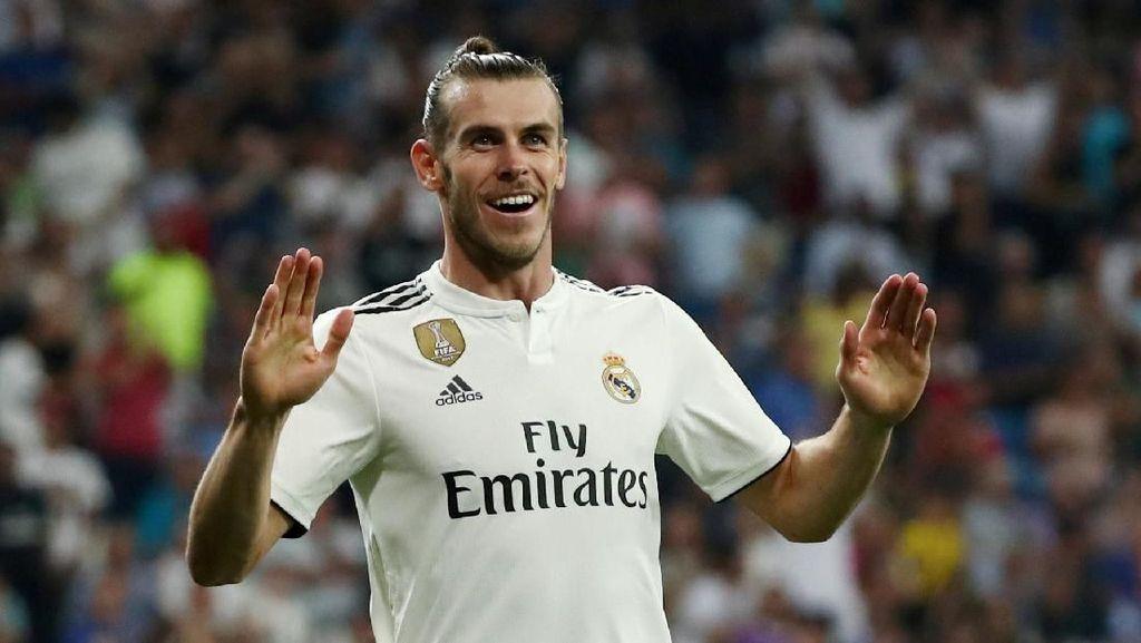 Gareth Bale Bukan Pengganti Ronaldo
