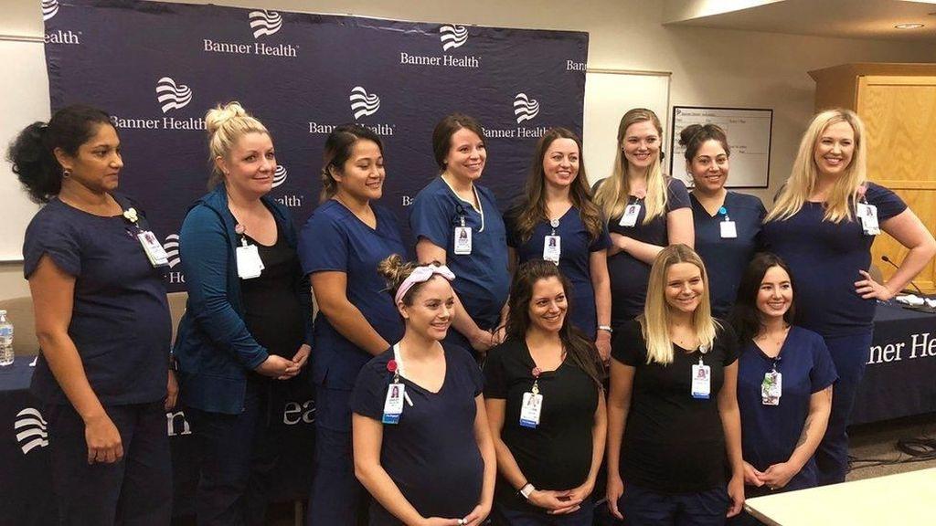16 Suster di Rumah Sakit Arizona Hamil Bersamaan