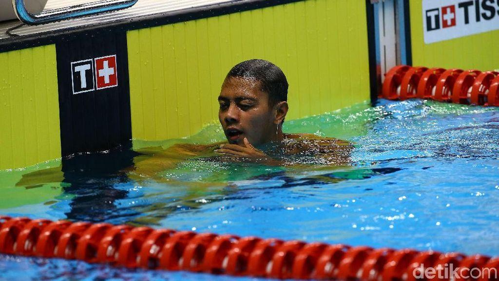 Terlalu Gugup, Siman pun Kehilangan Kans Raih Medali Asian Games