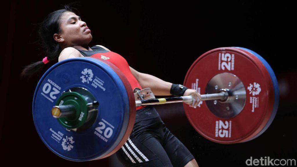 Gantikan Sri Wahyuni untuk Kualifikasi Olimpiade, Syarah Debut di Fuzhou
