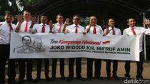 Jokowi Menang, TKN Ajak Kubu Prabowo Rajut Kebersamaan