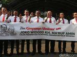Ketum Koalisi Jadi Dewan Penasihat Timses Jokowi, JK Ketua Pengarah