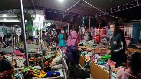 Korban Gempa Lombok Rentan Trauma Psikologis, Begini Tanda-tandanya