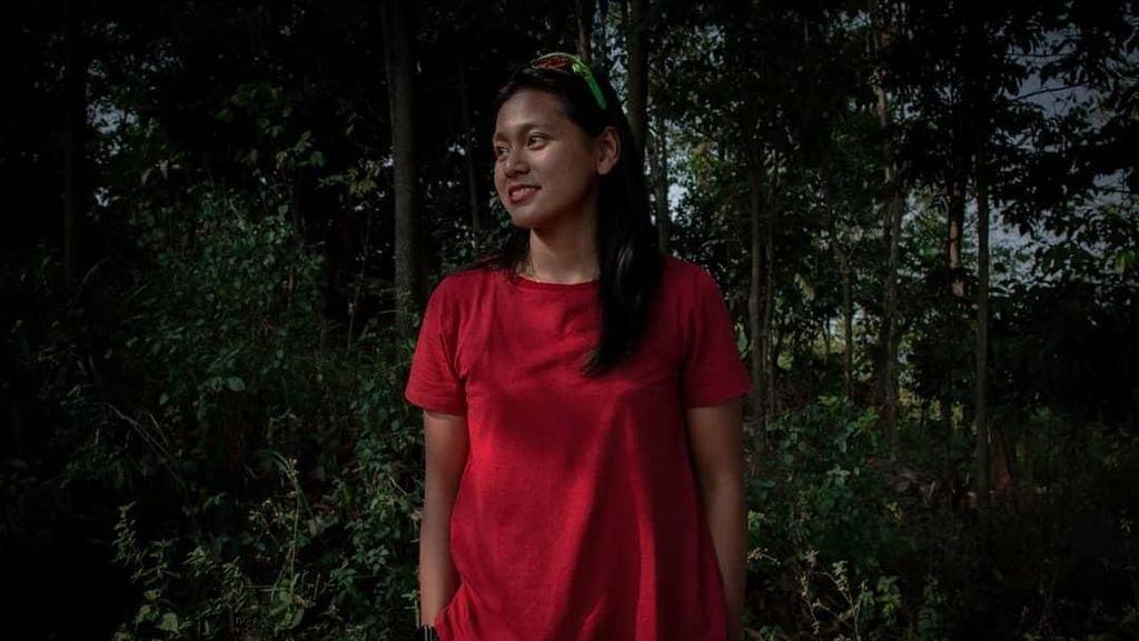 Emas Tiara Andini di MTB Terinspirasi Film 3 Srikandi