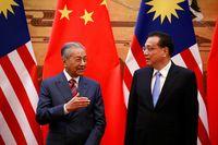 Sempat Batal, Proyek Kereta Api Malaysia-China Lanjut Lagi