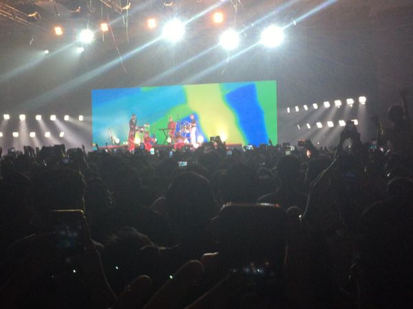 Tak Diberi Napas! Clean Bandit Sukses Hentak Jakarta Meski Tanpa Vokalis