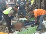 Ini Identitas Sosok Pemuda yang Tewas di Makam Keramat Jombang