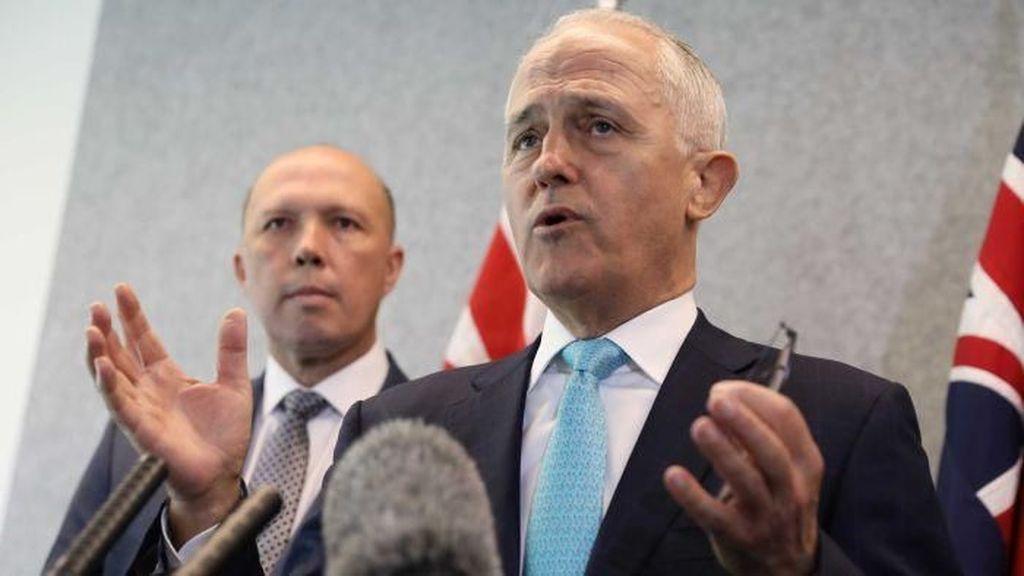 PM Turnbull Batalkan Usulan Kebijakan Energi karena Tekanan Politik Untuk Jabatannya