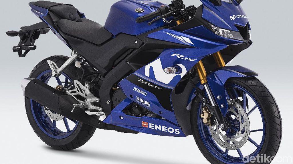 Seragam Baru Motor Yamaha ala Valentino Rossi dan Vinales