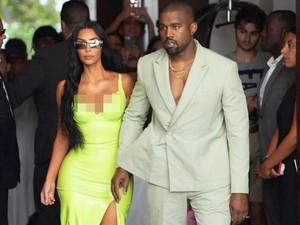 Kanye West Stop Berpolitik, Diduga karena Bisnis Fashion-nya Terancam