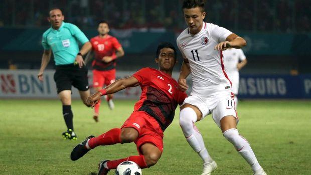 Putu Gede tidak terganggu trauma kartu merah di Piala AFF 2018.