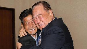 Mereka yang Terpisah 65 Tahun Akibat Perang Korea