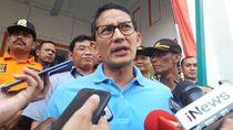 Sandiaga soal Rencana Bertemu Jokowi: Beliau Sibuk Asian Games