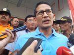 Puji Jokowi, Sandiaga akan DO Jubir Negatif Saat Asian Games