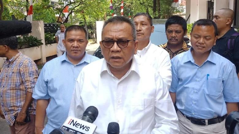 M Taufik Mengaku Terpaksa Teken Pakta Integritas KPU