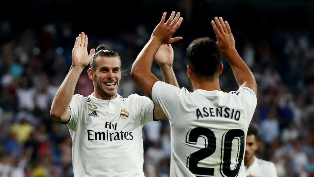 Awal Manis Lopetegui dan Madrid di La Liga