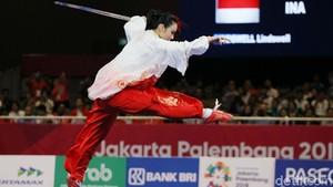 Sumbang Emas bagi Indonesia, Ini Manfaat Wushu Bagi Kesehatan