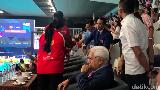 Sandiaga Tak Jadi Cium Tangan Jokowi