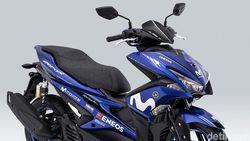 Lebih Mahal, Aerox ala MotoGP di Malaysia Dijual Rp 38 Juta