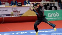 Video: Satu Lagi Atlet Wushu Sumbang Medali untuk Indonesia