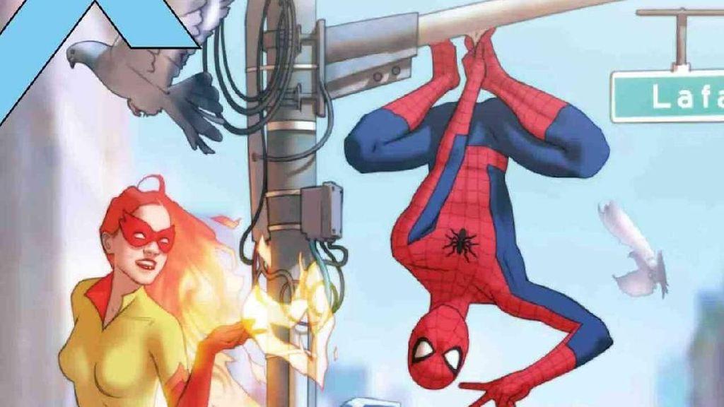 Marvel Comics Pertemukan Kembali Spider-Man dan Teman-temannya