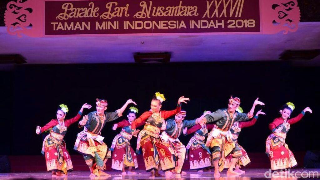 Tari Asal Banyuwangi Sabet 5 Penghargaan di Festival Tari Nasional
