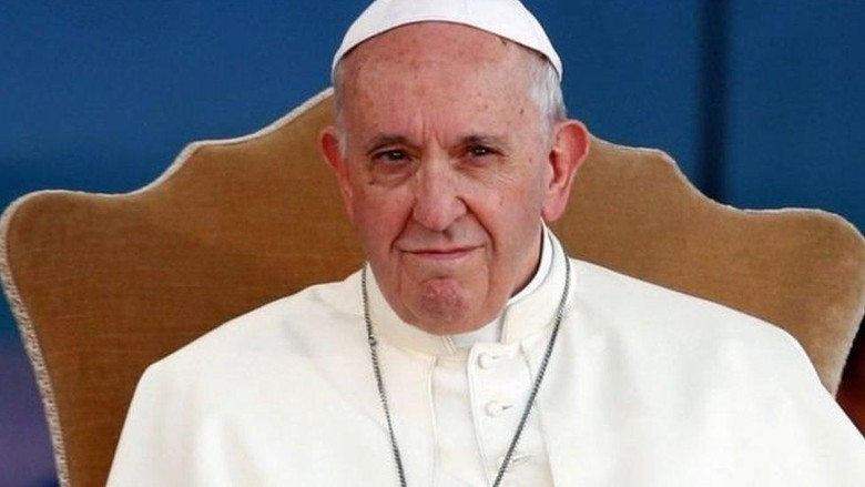 Maduro Surati Paus Fransiskus Soal Venezuela, Tapi Belum Dibaca