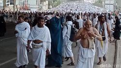 151 Jemaah Haji Wafat sampai Hari Terakhir Fase Armina