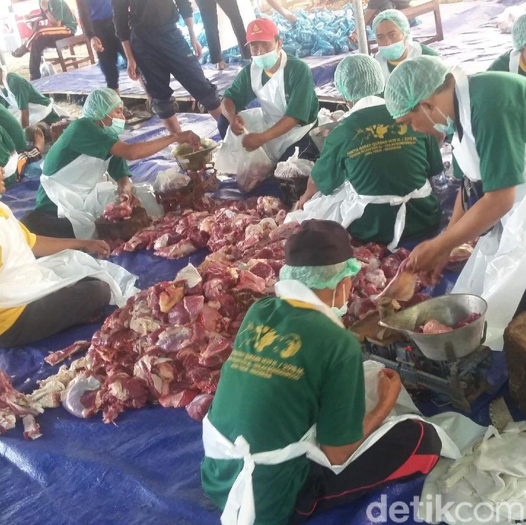Ikuti Mekkah, Ponpes Al-Islah Bondowoso Salat Id dan Kurban Hari Ini