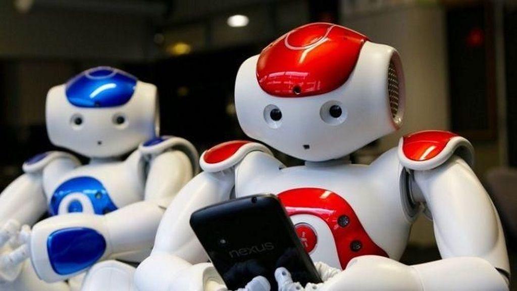 Anak-anak Lebih Percaya Jawaban Robot Dibandingkan Manusia