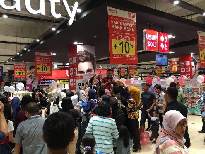 Usupso hadir untuk melengkapi setiap kebutuhan warga Bandung (Dok. Transmart Carrefour)