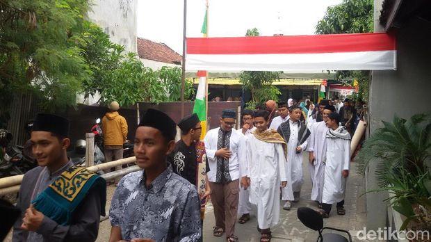 Salat Idul Adha juga Dilaksanakan Warga Pandeyan Yogyakarta