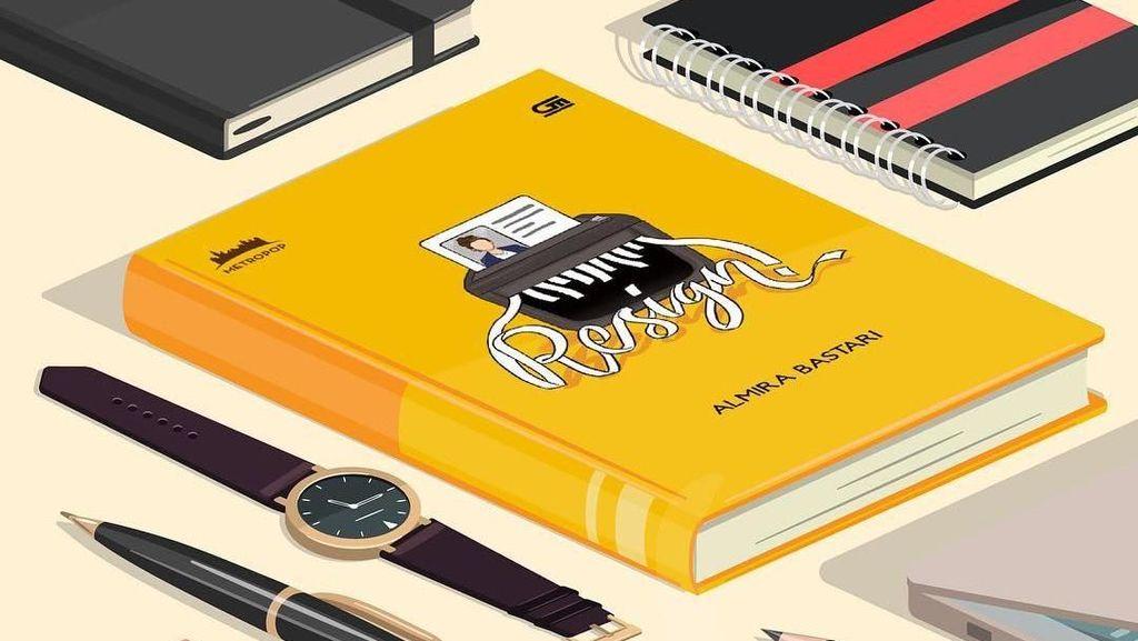 Novel Resign! Ingatkan Pembaca Agar Tak Mudah Mengundurkan Diri