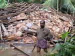Banjir Terburuk Abad Ini di Kerala India, Ratusan Orang Tewas